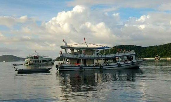 Charter a Passenger Boat in Thành phố Phú Quốc, Vietnam for Diving