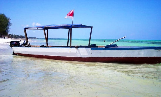 Diving Trips And Courses In Tanzania