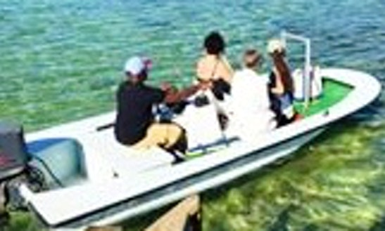 Fishing Trip For 6 People In Freeport, Bahamas!
