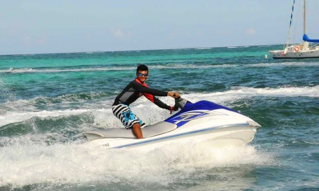 Rent a Jet Ski in San Pedro, Belize