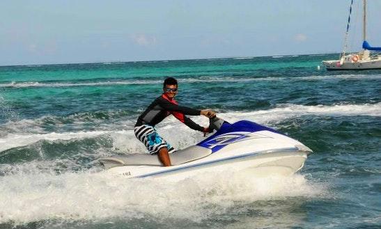 Rent A Jet Ski In San Pedro, Belize