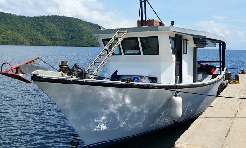 Charter a Trawler in Saint George, Trinidad And Tobago