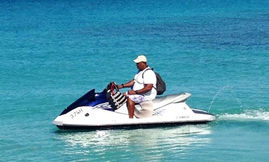 Rent A Jet Ski In Fitts Village, Barbados