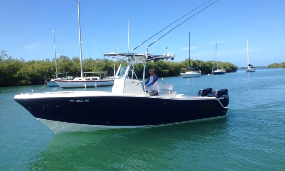 Enjoy Fishing in Lajas, Puerto Rico with Captain Frank