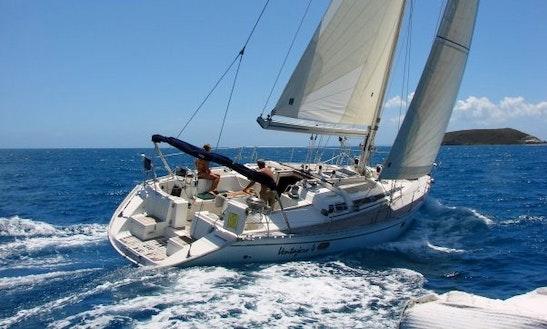 Charter 52' Cruising Monohull In Fajardo, Puerto Rico