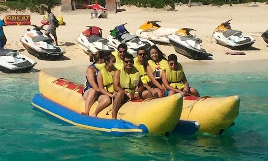 Enjoy Tubing In Nassau, The Bahamas