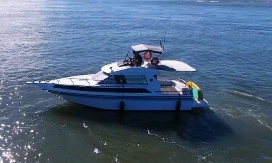 Charter A Motor Yacht In Guaratuba, Brazil