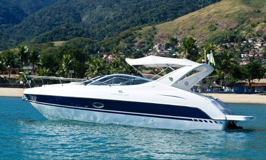 Charter A Motor Yacht In Ilhabela, Brazil