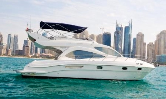 44ft Majesty 10 Person Dubai Charter