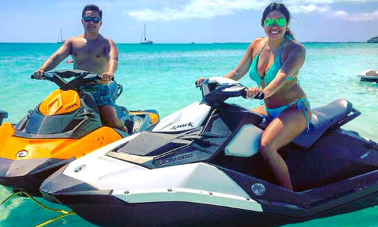 Explore Caicos Islands, Turks And Caicos Islands By Yourself - Rent A Jetski!