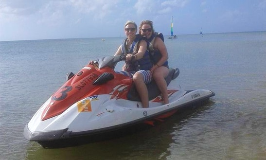 Rent A Jet Ski In Gros Islet, Saint Lucia