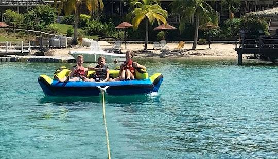 Enjoy Tubing In Les Trois-Îlets, Martinique