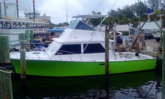 Enjoy Fishing In Fort Lauderdale, Florida With Captain Vinnie
