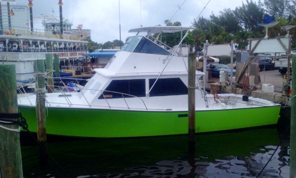 Enjoy fishing in fort lauderdale florida with captain for Fishing in fort lauderdale