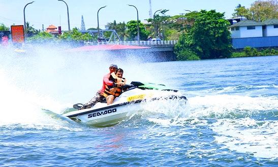 15 Minutes Jet Ski Rental In Aluthgama, Sri Lanka