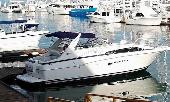 Charter Hans Plan Motor Yacht In Panama City, Panama