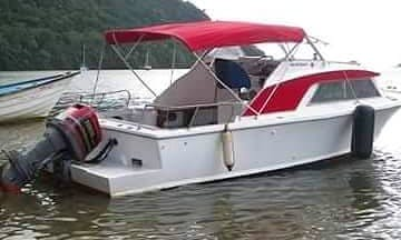 Charter a Cuddy Cabin in Port of Spain, Trinidad and Tobago