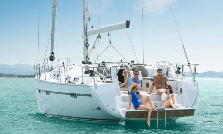 Island Hopping Sloop Charter in Cartagena, Colombia