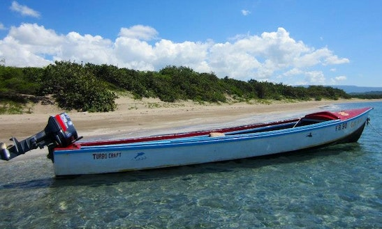 20 Person Dinghy Rental In Treasure Beach, Jamaica