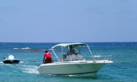 Charter A Center Console In Montego Bay, Jamaica