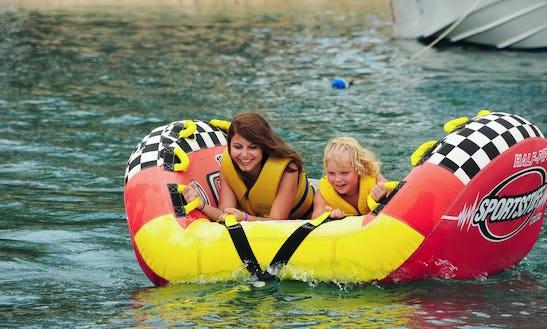 Enjoy Tubing In Montego Bay, Jamaica