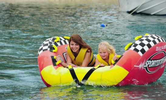 Enjoy Tubing In Montego Bay, Jamaica