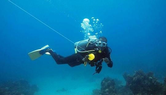 Enjoy Diving In Montego Bay, Jamaica