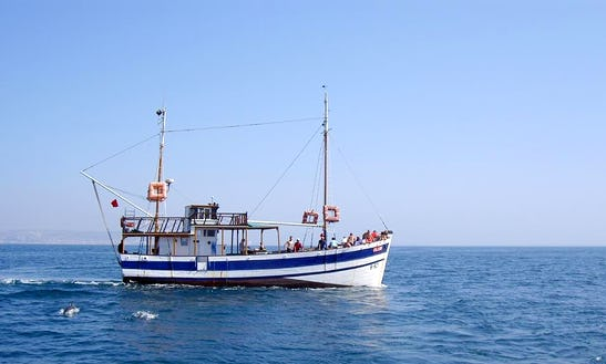 Cruise Along The Magnificent Coastline Of Morocco!