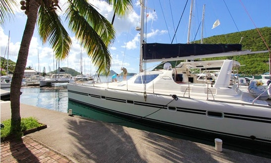 Luxury Cruiser 'secret Oasis' Charter In Tortola