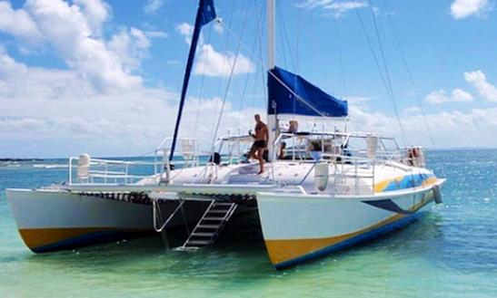 Charter 51' Spread Eagle Ll Cruising Catamaran In Fajardo, Puerto Rico