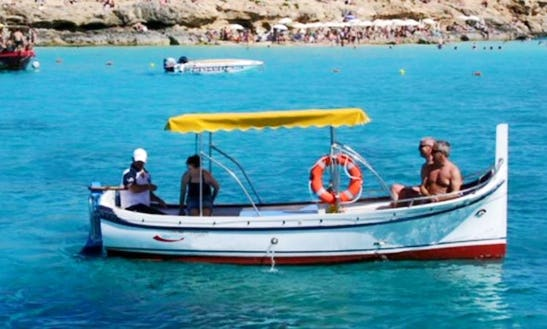 16' Cruising In Mgarr, Malta
