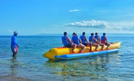 Enjoy Tubing In Saint-marc, Haiti