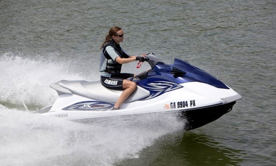 Rent A Jet Ski In Kittian Village, Saint Kitts And Nevis