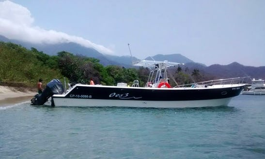 Play Inca Inca, Concha Bay, Playa Cristal Boat Rental In Santa Marta, Colombia