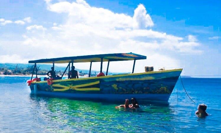 Charter a Bowrider in St. Ann Parish, Jamaica