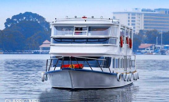 Classic Paradise Premium A/c Vessel Rental In Kochi