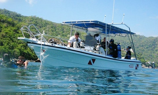 Scuba Diving Trip In Puerto Vallarta