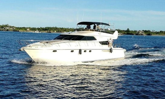 20 Person Motor Yacht Charter Out Of Lapu-lapu City, Philippines