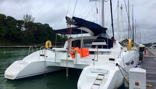 Sleep Aboard A Lavezzi 40 Cruising Catamaran Rental In Tambon Mai Khao