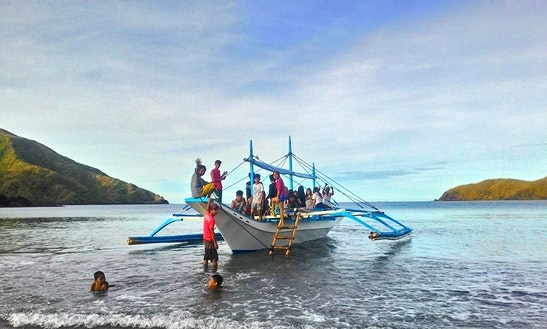 Experience A Fun Traditional Boat Trips In Zambales, Philippines