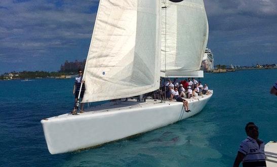 76' Cruising Monohull Nzl 10 In Nassau, Bahamas