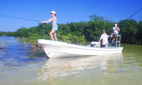 Fishing Tours On 'claudia Ii' From Javier Rojo Gómez