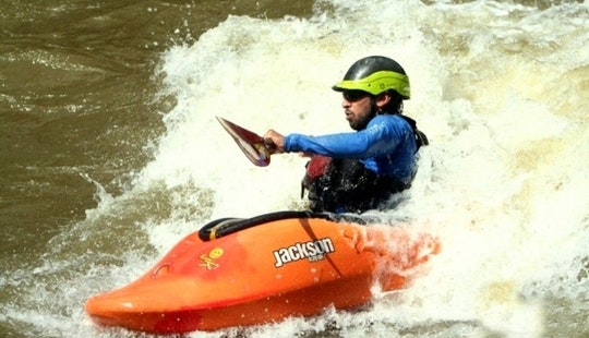 Kayak Lesson & Rental In San Gil, Colombia