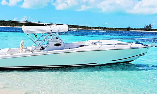 Enjoy 4 Hour Center Console Rental In Exuma, Bahamas