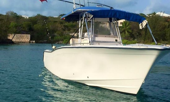 Caicos Islands Fishing Charter On 32ft
