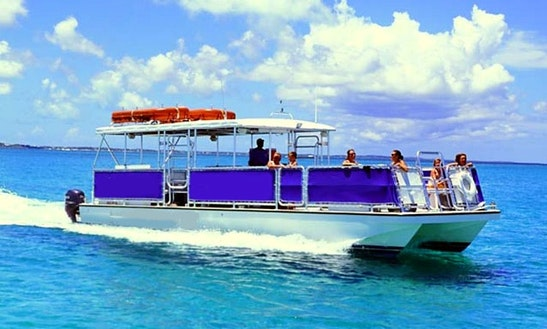 40' Power Catamaran Charter In Caicos Islands, Turks And Caicos Islands