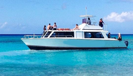 40' Motor Yacht Dive Boat In Caicos Islands, Turks And Caicos Islands