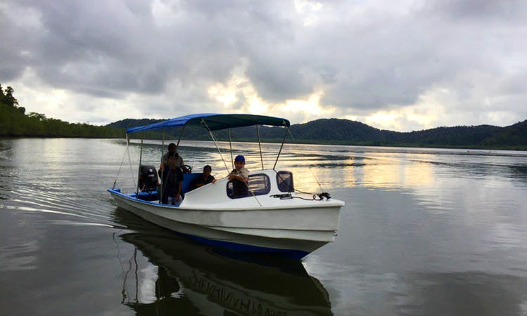 Enjoy Fishing in Drake Bay, Costa Rica with Captain Jorge