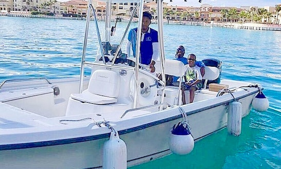 Private Inshore Fishing Tour  Punta Cana - Cap Cana (21 Ft)