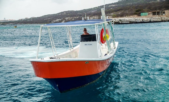 Charter A Center Console In San Sebastian, Curaçao